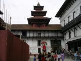 Kathmandu - Durbar Square - Hanuman Dhoka Palace