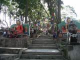 Kathmandu - Swayambhunath Temple Steps