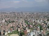 Kathmandu - View From Swayambhunath Temple