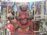 Kathmandu - Durbar Square - Kal Bhairav ( Shiva )
