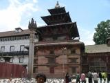 Kathmandu - Durbar Square - Degutalle Temple