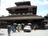 Kathmandu - Durbar Square - Maru Sattal