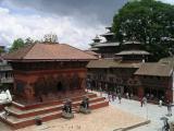 Kathmandu - Durbar Square - Shiva-Parbati Temple