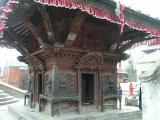 Pashupatinath - Bachhareshwari ( Kali ) Temple