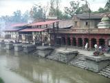 Pashupatinath Temple - Bagmati River  Cremation Ghats