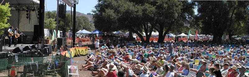 Live Oak Music Festival 2004