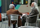 Two gentlemen...