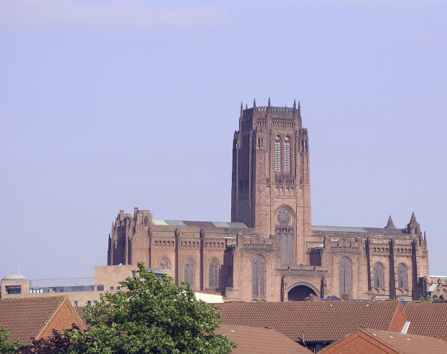 Liverpool Cathedral June 04
