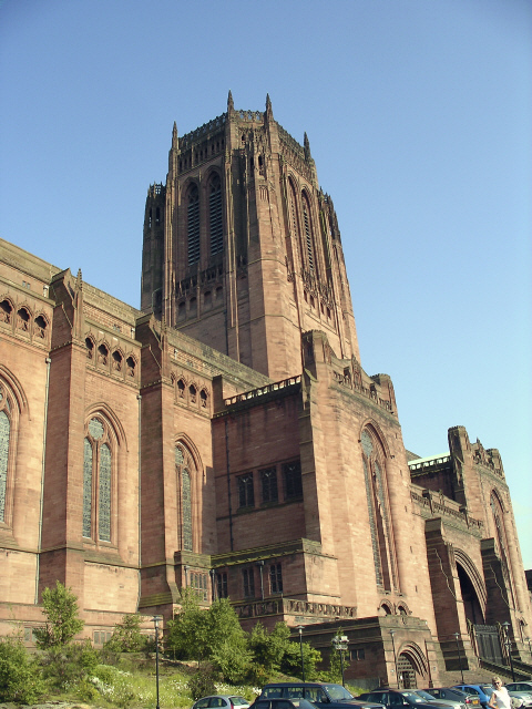 Liverpool Cathedral June 04.