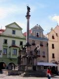 Plague Column on the Square