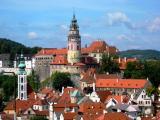 Cesky Krumlov is a World Heritage site