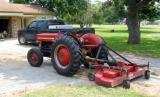 Massey Furgeson I35 w/mower
