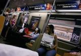 June 30, 2004 - Subway people