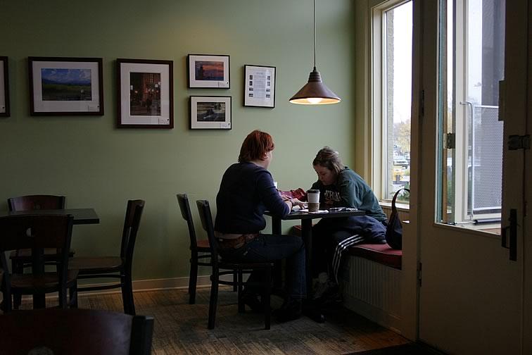 Oct. 23, 2004 - Coffee Shop