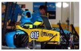 US Grand Prix Pit Lane Walkabout