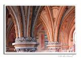 Arch Detail, Heiligenkreuz