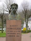 Kaysersberg, patrie du Docteur Schweitzer