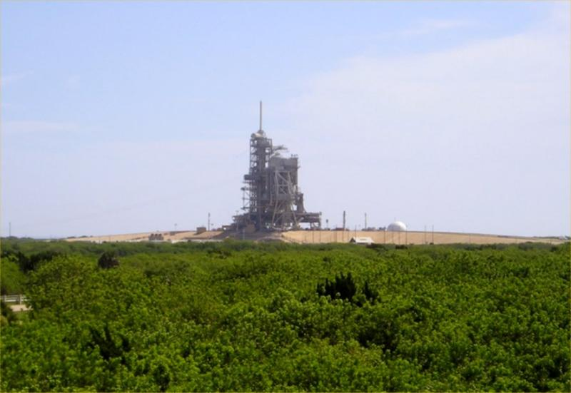 Launch pad A