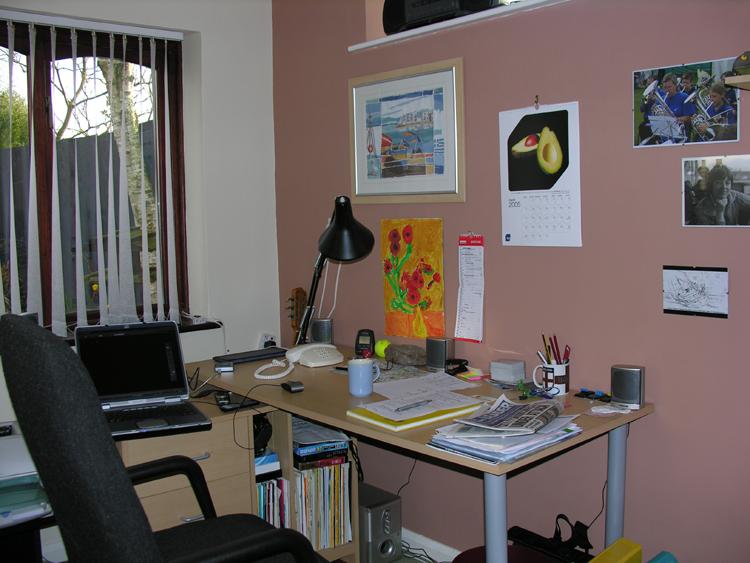 - 3rd March 2005 - job HQ