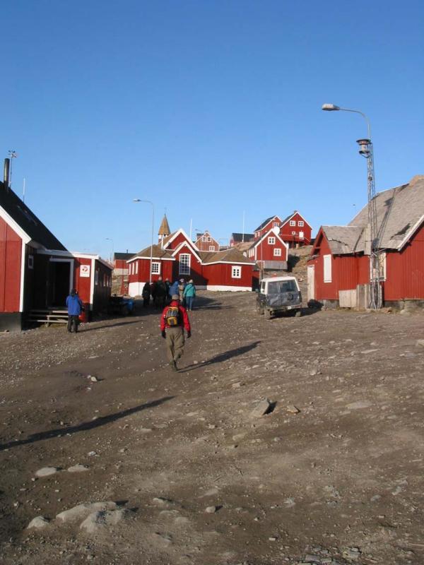 The village, Ittoqqortoormiit