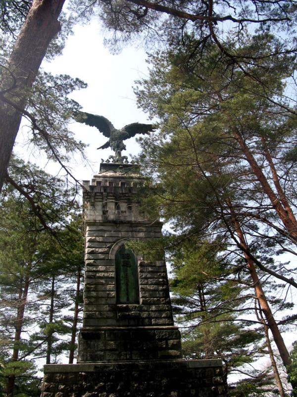 Masumunes eagle