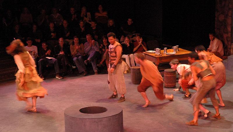 Historic Performance of Man of la Mancha to open the Bistline Theater DSC_50.jpg