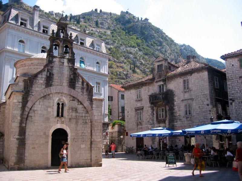 Sv Luka, Kotor