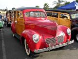 1940 Willys woodie (only 5 made)