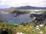 Around the Island of Antigua