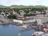 View over St. John's
