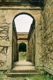 Detalhe das Ruinas