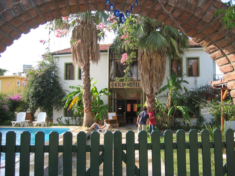 Kilim Hotel, a very pleasant place