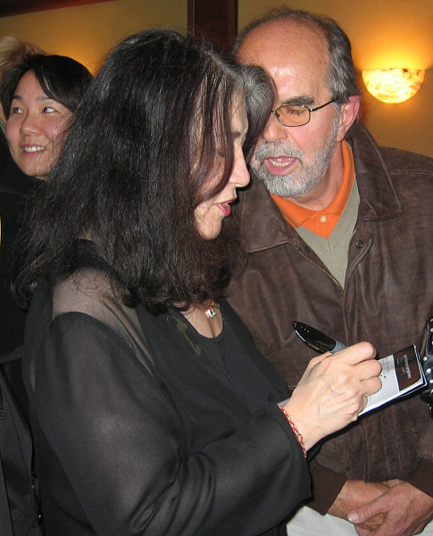 Hard to believe Argerich was almost 64 here.