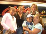 The Bajo 'Ohana bound for the Big Island!  (Jan - AQ HNL Contract Services.