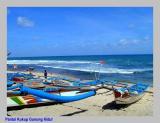 Beach of Gunung Kidul, Jogjakarta