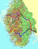 South-Norway-Route 2004