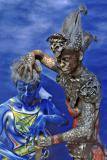 Redone 2002 European Body Painting Festivel
