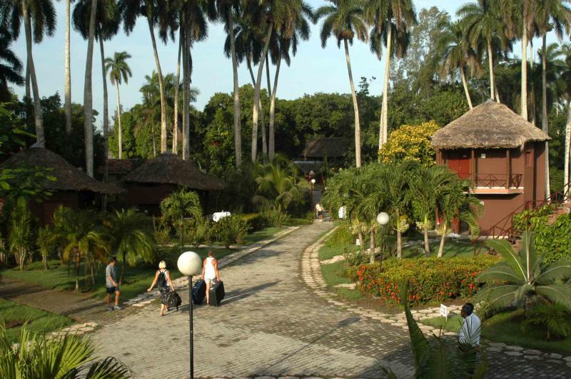 hotelground