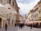 Fashionable Venturska in Bratislava's Old Town