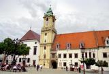 Old Town Hall, Main Square (Hlavne Namestie), Bratislava