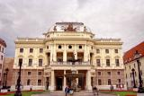 Slovak National Theatre / Slovenske Narodne Divadlo