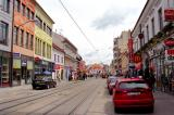 Obchodna, facing east, Bratislava