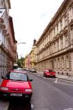 A street in Bratislava