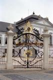Gate to Grassalkovwich Palace