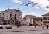 Mierove Namestie (Peace Square) Bratislava