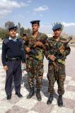 Airport police, Sana'a