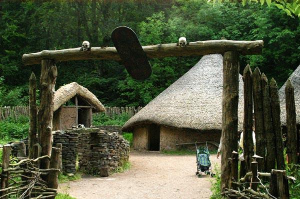 Celtic Village, Museum of Welsh Life