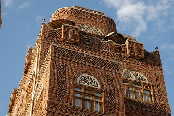 Traditional house, Old Town Sanaa