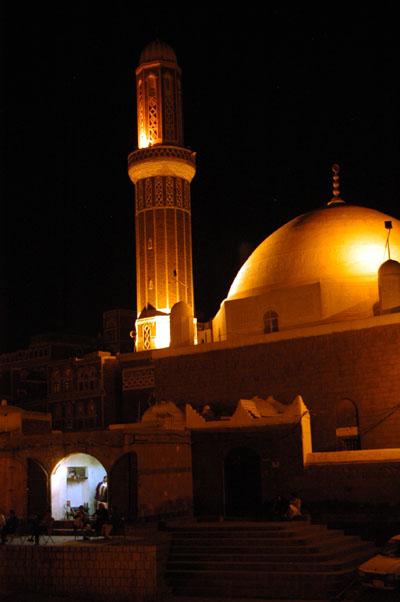 Qubbat al-Mahdi Mosque, Saila, Sanaa