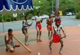 Didgeridoo and Dancing